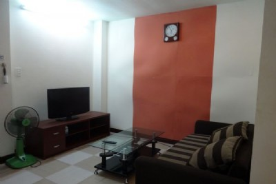 Bright and Spacious One Bedrooms Apartment For Lease in Hoang Cau st
