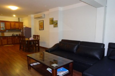 Serviced Apartment, One Bedrooms For Lease in Cat Linh st, Dong Da district